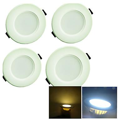 YouOKLight 200 lm Innfelt lampe 8 leds SMD 5730 Dekorativ Varm hvit Kjølig hvit AC 220-240V