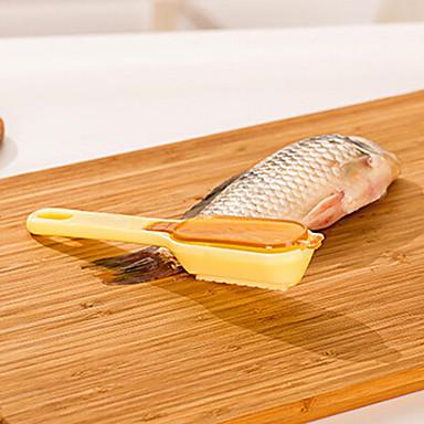 kala-asteikko kaavin kätevä kala-asteikot laadukas keittiön gadgeteja käyttää arkipäivää 1kpl