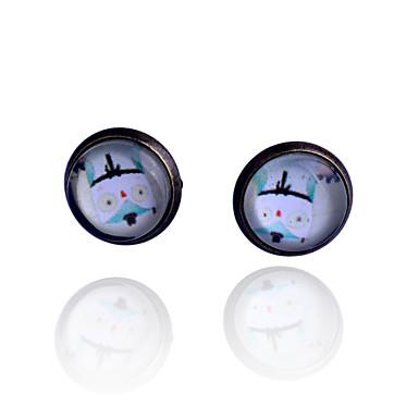 abordables Boucle d'Oreille-Femme Boucles d'oreille Clou Des boucles d'oreilles Bijoux Arc-en-ciel Pour Soirée Quotidien Décontracté