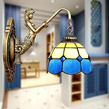 Moderne / Nutidig Vegglamper Glass Vegglampe 220V