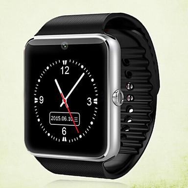 Smartwatch Android Kosketusnäyttö / Kamera / Audio Askelmittari / Korkeusmittari / Kauko-ohjain / Kalenteri / 0,3 MP / Handsfree puhelut