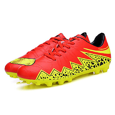 Soccer Shoes Women's / Men's / Boy's / Girl's  Shoes Synthetic Black / Blue / Red / Silver