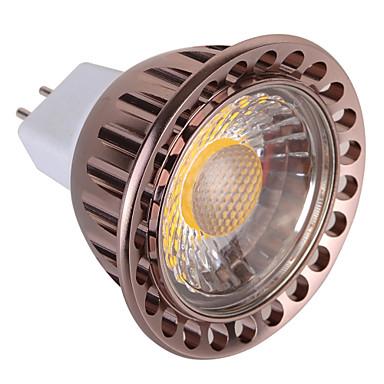 5W GU5.3(MR16) LED-spotpærer MR16 1 COB 850 lm Varm hvit Kjølig hvit Dimbar Dekorativ AC 12 V 1 stk.