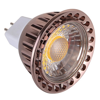 billige Elpærer-YWXLIGHT® 1pc 9 W LED-spotpærer 850 lm 1 LED perler COB Mulighet for demping Dekorativ Varm hvit Kjølig hvit 12 V / 1 stk. / RoHs