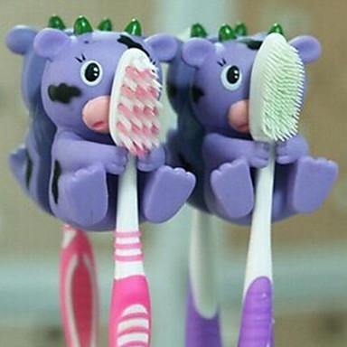 aspirație de desene animate drăguț cârlige suport pahare periuta de baie de uz casnic eco-friendly