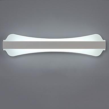 LED Duvar Aplikleri / Banyo Işıkları , Modern/Çağdaş Integrované LED světlo PVC