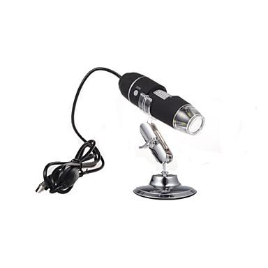 PS4 usb elektronmikroszkóp 500x 2,0 MP 8-vezette USB digitális mikroszkóp