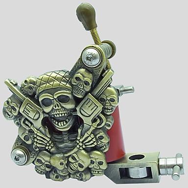 Tekercses tetoválógép Szakmai tetoválógépek Ötvözet Kontúrozás és satírozás Dombor (Empaistic)