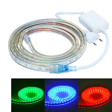 120 LED RGB Vízálló Gépjárműbe AC 110 AC 220 AC 110V AC 220V V
