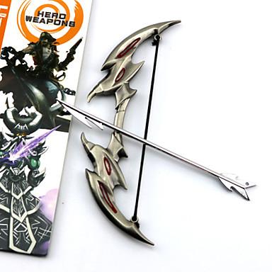 Arma Inspirado por LOL Fantasias Anime / Vídeo Games Acessórios para Cosplay Arma Liga Homens / Mulheres