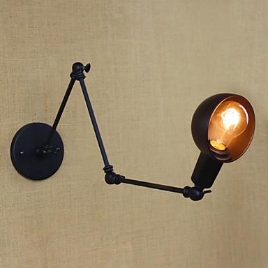 Regional Swing Arm Lights Metal Luz de parede 110-120V / 220-240V 40W / E26 / E27