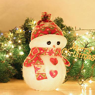 20cm Christmas Decoration Gifts Santa Claus Christmas Snowman
