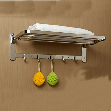 Badeværelsegadget Moderne Rustfritt Stål 1 stk - Hotell bad Singel