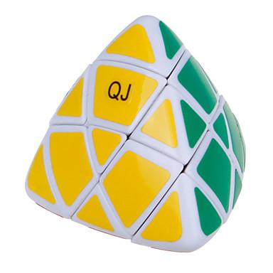 Rubiks kube Pyramorphix Pyramid Mastermorphix Glatt Hastighetskube Magiske kuber Kubisk Puslespill profesjonelt nivå Hastighet Gave