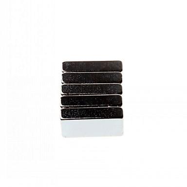 5-er pakke super-sterke rare-earth re magneter (20x10x5mm)