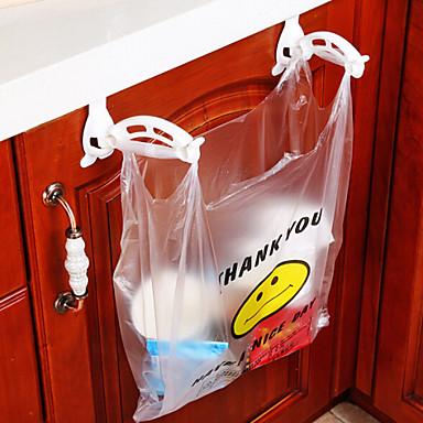 1 Konyha Műanyag Szemeteszsákok & tartók