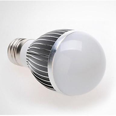 E26/E27 LED Smart Bulbs G50 6 SMD 5730 360 lm Cold White 6000-7000 K Sound-Activated Decorative AC 100-240 V