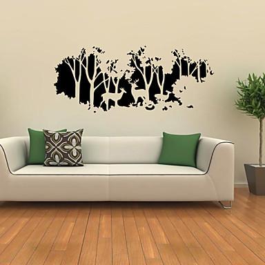 Dekorative Wand Sticker - Flugzeug-Wand Sticker Landschaft Tiere Botanisch Wohnzimmer Schlafzimmer Badezimmer Küche Esszimmer