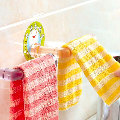 Cartoon Hutch Defends The Paper Holder/Towel Rack - Random color