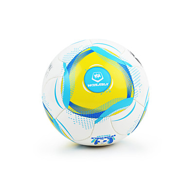 Winmax® Outdoor 3.0mm PU Red \ Blue \ Green Size 5 Training Football Ball \ Soccer Ball