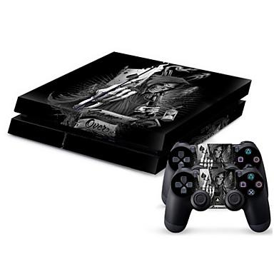 B-SKIN PS4 PS / 2 Matrica Kompatibilitás PS4 ,  Újdonságok Matrica PVC 1 pcs egység
