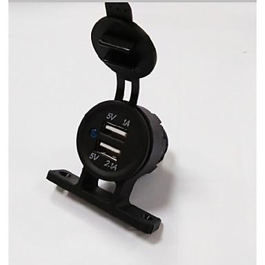 Lossmann Dual USB carregador de carro de alta qualidade