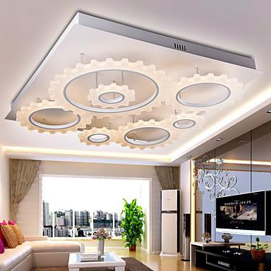 Moderno/Contemporâneo Montagem do Fluxo Para Sala de Estar Quarto AC 100-240V Lâmpada Incluída
