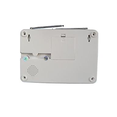 433MHz erősítőállomás emlékeztető erősítő wireless felerősítik az RF jel riasztórendszerek és detektorok