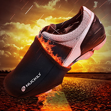 Nuckily Overshoes Cycling Shoes Covers Adults' Waterproof Thermal / Warm Quick Dry Windproof Ultraviolet Resistant Moisture Permeability