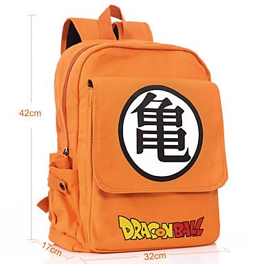 Táska Ihlette Dragon Ball Szerepjáték Anime Szerepjáték Kiegészítők Táska / hátizsák Narancssárga Vászon Férfi / Nő