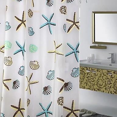 Modern - 180*180CM - PEVA - Zuhanyfüggönyök