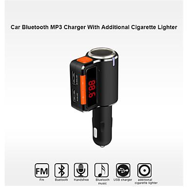 Bc09 بلوتوث عدة السيارة يدوي إلى ولاعة السجائر مشغل Mp3 4813515