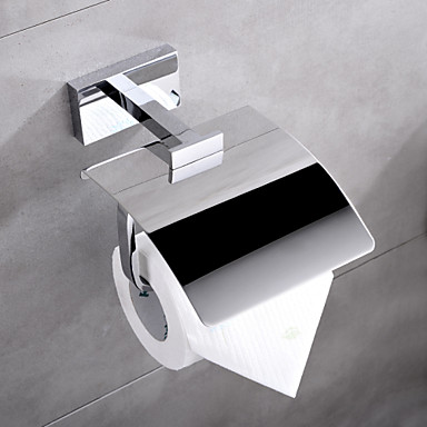 Tuvalet Kağıdı Tutacağı / Krom Çağdaş