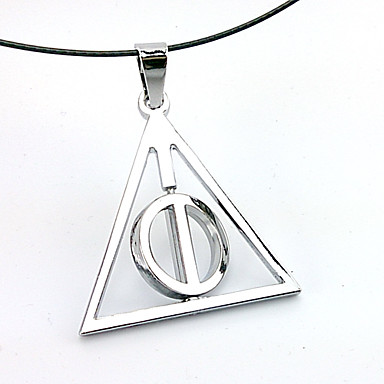 Witch More Accessories Movie Cosplay More Accessories Necklaces Halloween New Year Alloy