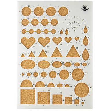 Decoratiuni de vacanta Forme Lucru Manual Din Hârtie  DIY Tools Calitate superioară 1set 1 buc