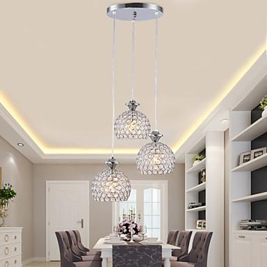 Modern/Çağdaş Avize Lambalar Uyumluluk Oturma Odası Yatakodası Mutfak Yemek Odası Ampul Dahil