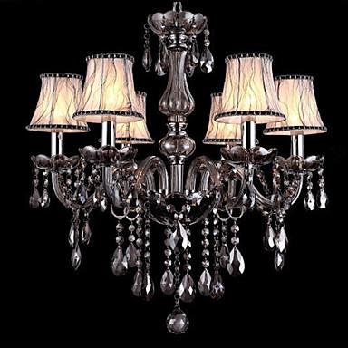 Ecolight™ Tradicional / Clássico Lustres Luz Ambiente - Cristal, 110-120V 220-240V Lâmpada Não Incluída