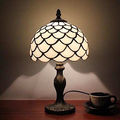 Višebojno sjenilo Tiffany Rustic/Lodge Modern/Comtemporary Tradicionalni / klasični Inovativne cipele Uredska lampa Za Resin zidna