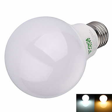 E26/E27 Lâmpada Redonda LED A60(A19) 40 leds SMD 2835 Decorativa Branco Quente Branco Frio 1100lm 2800-3200/6000-6500K AC 100-240V