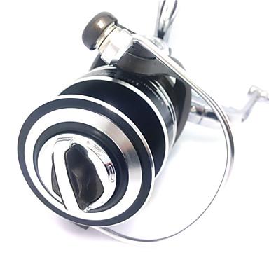 All Metal Aluminum Reel 2000 Size 5.2:1 12+1 Ball Bearings Full Metal Sea / Freshwater Fishing Spinning Fishing Reel