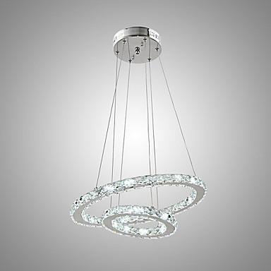 Plafond Lichten & hangers Sfeerverlichting - Kristal LED, Tiffany Rustiek / landelijk Vintage Eiland Landelijk Traditioneel / Klassiek