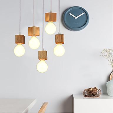 Tiffany Rustiikki Vintage Moderni/nykyaikainen Traditionaalinen/klassinen Retro Lantern Kantri LED Riipus valot Tunnelmavalo