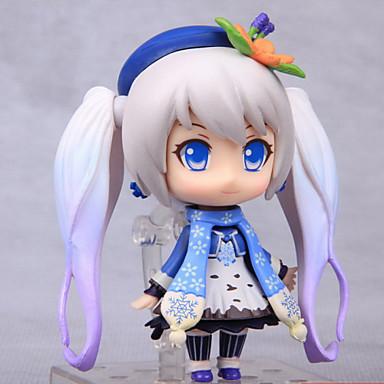 Anime Akciófigurák Ihlette Vocaloid Hatsune Miku PVC 16cm CM Modell játékok Doll Toy