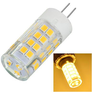 G4 Luminárias de LED  Duplo-Pin Encaixe Embutido 51 leds SMD 2835 Decorativa Branco Quente Branco Frio 500-600lm 3500/6500K AC 220-240V