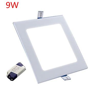 1pc 9 W 900 lm LED-spotpærer / LED-globepærer 45 LED perler SMD 2835 Dekorativ Varm hvit / Kjølig hvit 85-265 V / 1 stk. / RoHs / 135