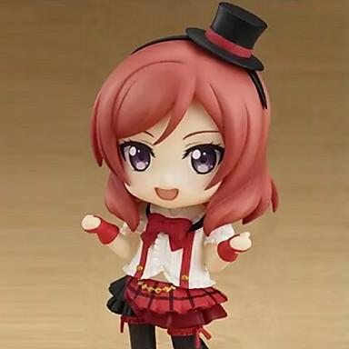 Anime Action-Figuren Inspiriert von Liebesleben Cosplay PVC 10 CM Modell Spielzeug Puppe Spielzeug