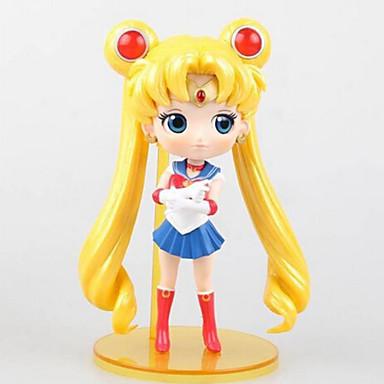 Sailor Moon Andre 15CM Anime Action Figurer Modell Leker Doll Toy