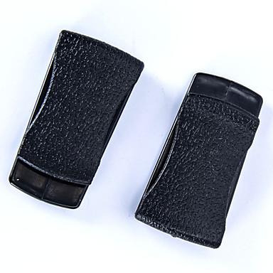 kätevästi kortin haltija / auto koukku vapaa paste auton lasit lasit kortti clip
