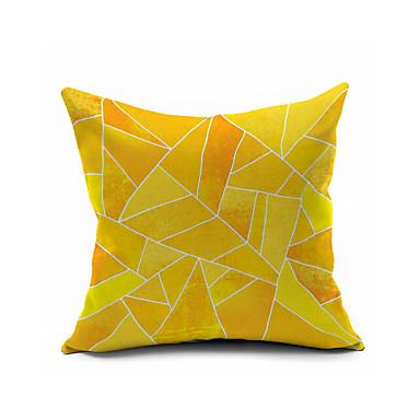 1 kom Pamuk / Posteljina Navlaka za jastuk, Geometrijski oblici Modern/Comtemporary