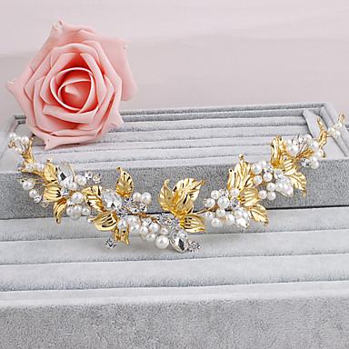 Perle Stirnbänder mit 1 Hochzeit / Besondere Anlässe / Normal Kopfschmuck